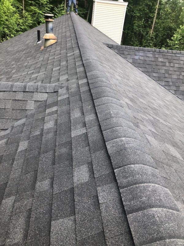 New Roof Installation - Rob Sherlock June 2021-1